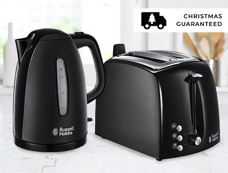 Russell Hobbs, Breville & More