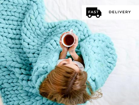 Giant Chunky Arm-knitting Yarn