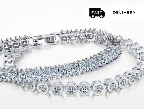 Sapphire Bracelets: All £15