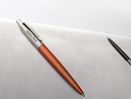 Personalised Parker Pens