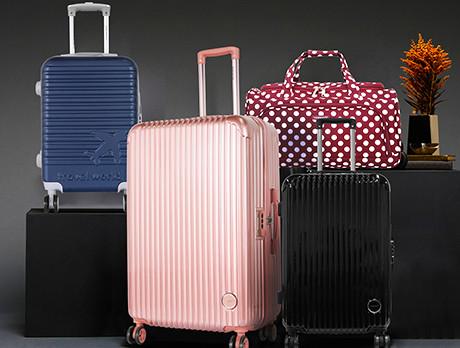 Murano x Travel World Luggage