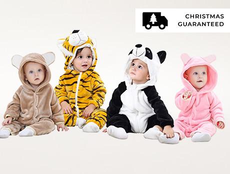Babies' Animal Onesies