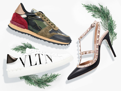 Valentino Shoes & More