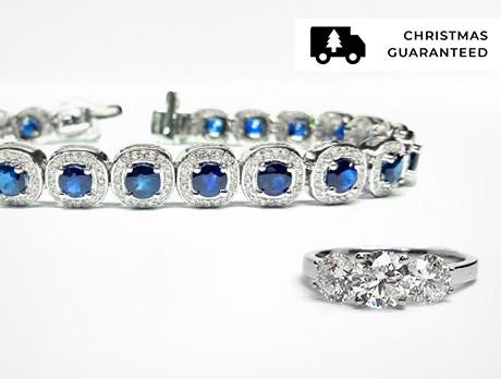 Luxury Diamonds for Christmas