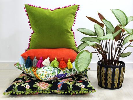 Luxe Velvet Cushions