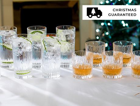 Christmas Kitchen & Glassware