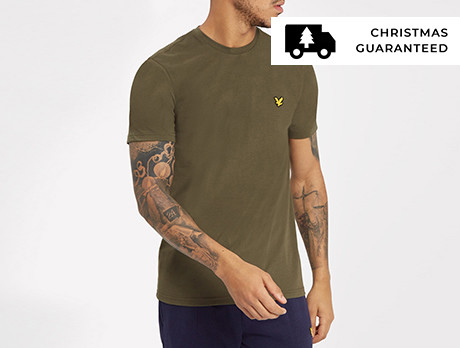 Mens T-shirts: £49 & under