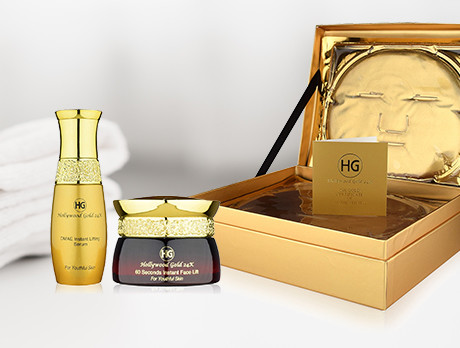 Hollywood Gold 24K Skincare