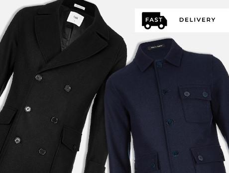 Folk Coats from £79