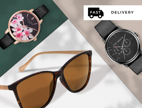 Ted Baker Watches & Sunglasses