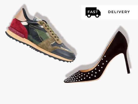Women's Shoe Edit: Sizes 7-8
