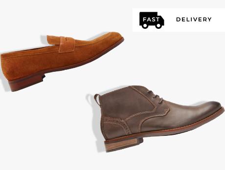 Men's Shoe Edit: Sizes 11-12+