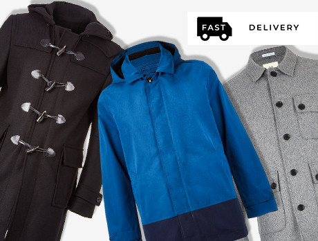 Men's Designer Coats