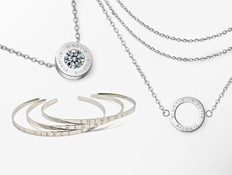 Silver Jewellery Edit