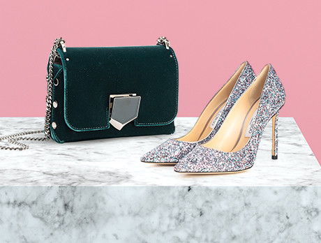 Jimmy Choo: Bags & Shoes