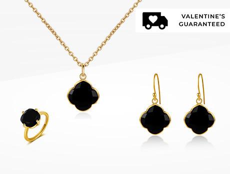 Black Jewellery Edit