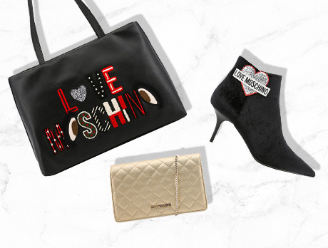 a646fe83260 Discounts from the Love Moschino: Bags & Shoes sale | SECRETSALES