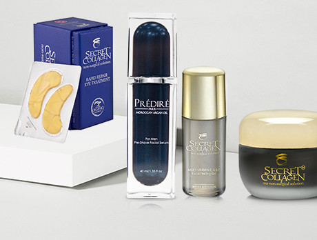 Prédiré & Secret Collagen