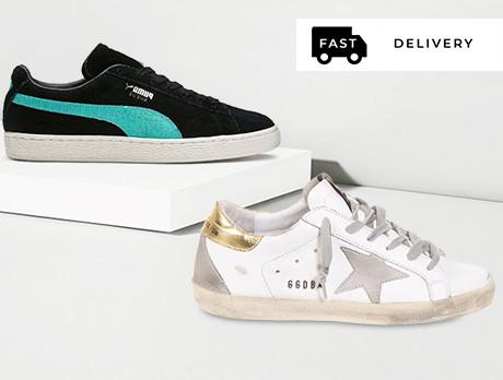 The Sneakers Edit