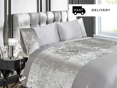 Velvet Bed Linen
