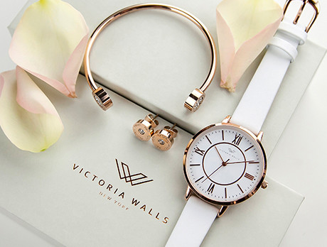 Victoria Walls Watches