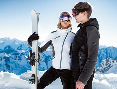 Dare2b: Ski