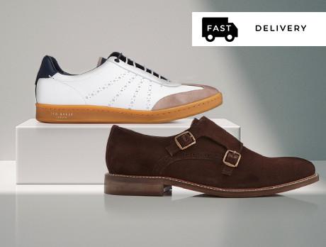 79b281c51da Discounts from the Men's Shoe Edit: Sizes 7-8 sale | SECRETSALES