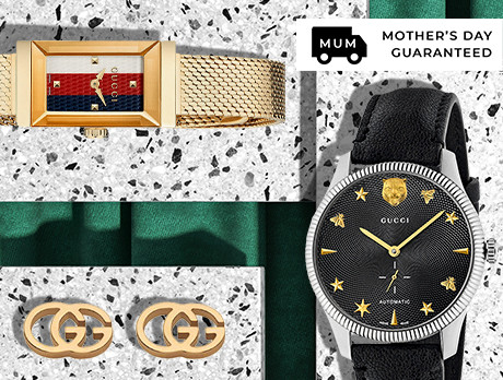 335befa2b0 Discounts from the Gucci Watches & Jewellery sale | SECRETSALES