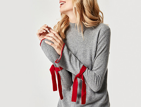 Pure Cashmere for Her