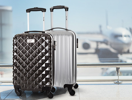 The Platinium Luggage Edit