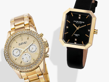 Gold Rush Watches for Her