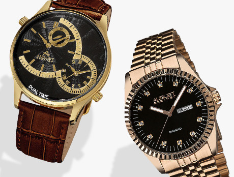 Gold Rush Watches for Him