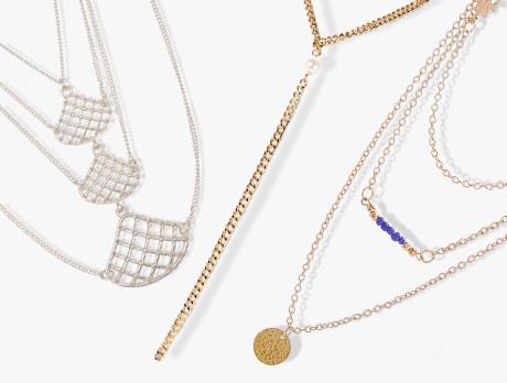 Trend: Layered Necklaces