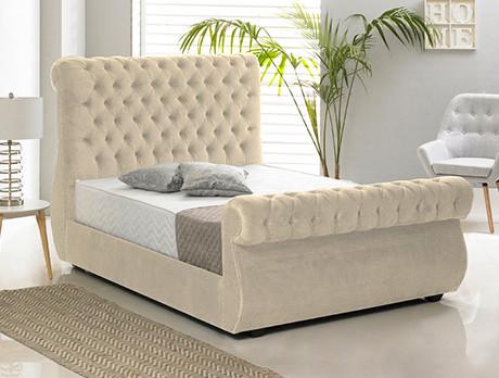 Luxury Chiswick Velvet Beds