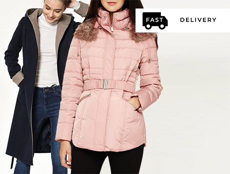 Spring Coats: for Her