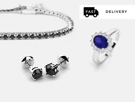 Diamonds, Sapphires & more