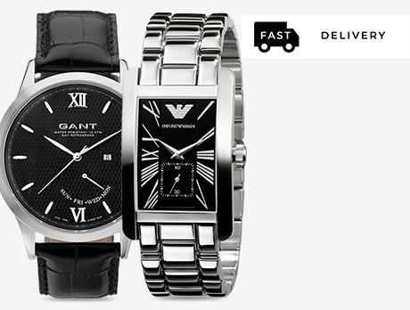 Gant & more: Watches for Him