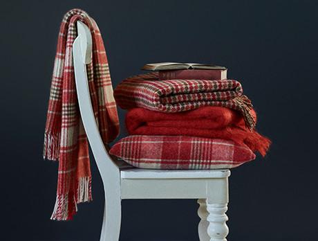 Bronte Cushions & Throws