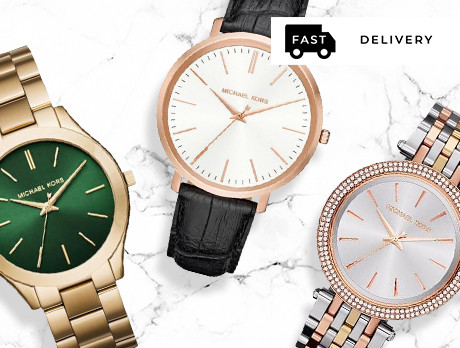 68bed19afe29 Discounts from the Michael Kors Watches sale