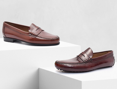 Loafers: His & Hers