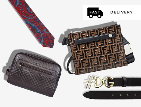 Designer Accessories: for Him