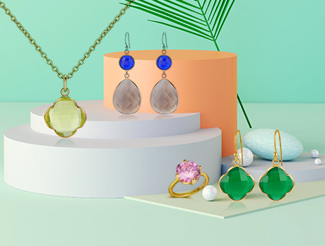 Flying Colours: Jewellery