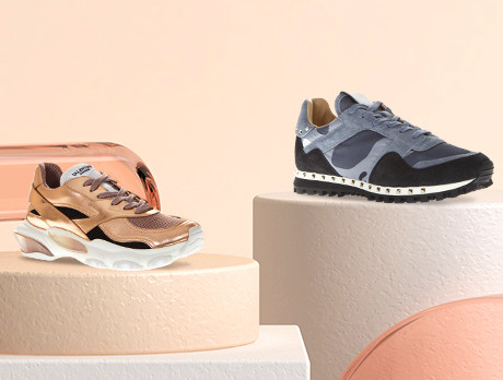 Sneakers: Valentino and more