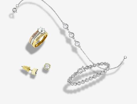 Jewellery: Swarovski Crystals