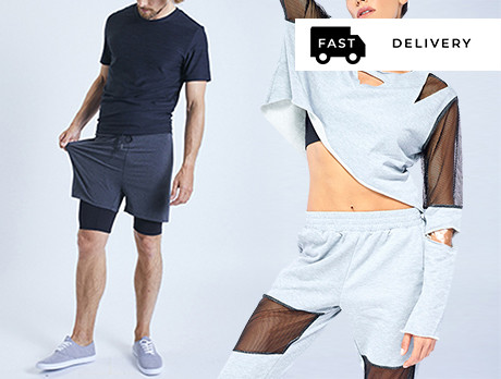 The Activewear Edit