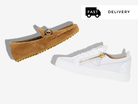 Men's Shoe Edit