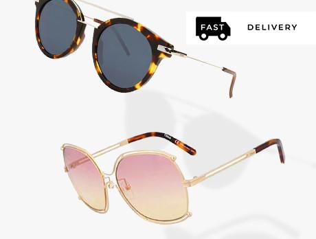 Sunglasses: Chloé, Fendi & more