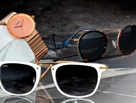 Simplify Sunglasses & Watches