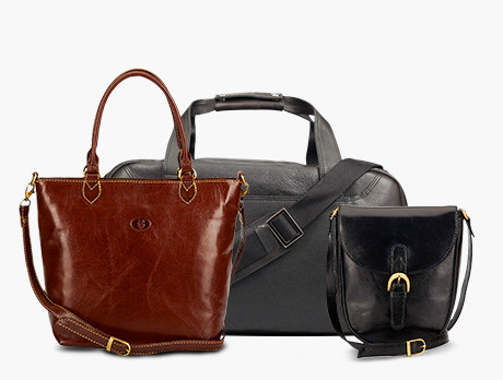 Lloyd Baker: Leather Bags