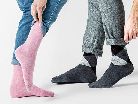 Pringle Socks